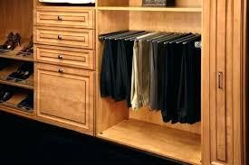 pants hanger rack 5 layers trousers