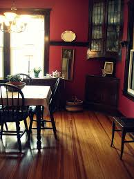 paint colors with dark wood trimdining room paint colors dark wood trim  Dining room decor ideas