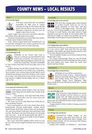 English Bridge - June 2016 - Issue 265