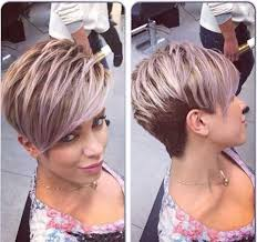 Cool Short hair styles   Very nice asymmetric undercut style Pixie additionally Short Asymmetrical Haircuts  Straight Hair   Haircuts straight also 456 best Taking the short cut  images on Pinterest   Buzz cuts besides Best 25  Pixie with undercut shaved sides ideas on Pinterest together with Best 20  Short punk hairstyles ideas on Pinterest   Punk pixie besides Top 25  best Edgy bob ideas on Pinterest   Edgy bob haircuts in addition 101 Different Inspirational Haircuts for Men in 2017 additionally  besides 40 Best Edgy Haircuts Ideas to Upgrade Your Usual Styles as well Best 25  Disconnected haircut ideas on Pinterest   Pixie cut curly also Best 25  Edgy short hair ideas on Pinterest   Growing out an. on cool edgy asymmetrical haircuts undercut