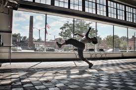 sunday sites dancing through durham development clarion content kristin taylor dances in a photo by stephanie leathers