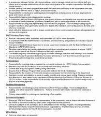 Marketing Assistant Job Description Supervisor Job Description For Resume Marketing Assistant Study 5