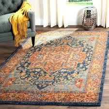 orange and white area rug blue orange area rug reviews birch lane yellow and blue area orange and white area rug