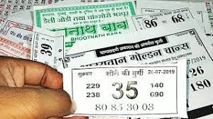 Bhootnath Loknath Dhandoulat Special Charts Part 1 Kalyan