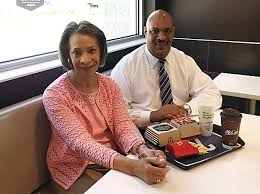 Bergenfield McDonald's Owners Are Mother-Son Duo And They're Lovin' It |  Bergenfield Daily Voice