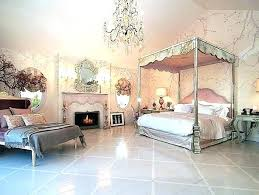 Mirrored Four Poster Bed Mirrored Canopy Bed Art Master Bedroom With ...