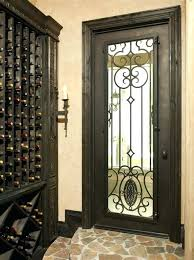 why people choose wrought iron doors for their home door inserts glass toronto wrought iron