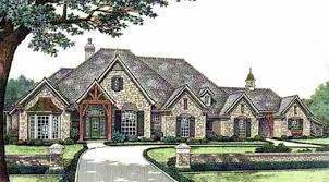 Image Luxury Frenchcountry Style House Plans 8523 Monster House Plans Frenchcountry House Plan Bedrooms Bath 3423 Sq Ft Plan 8523