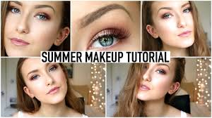 stunning summer eye makeup tutorial you will fall and love with