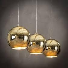 Moderne Hanglamp De Hanglamp Leyli 3lichts Glas Goud Van Belaluz