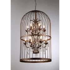 best 25 birdcage chandelier ideas on birdcage light for elegant home chandelier in a cage decor