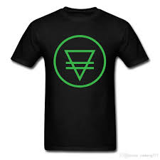 Simple Style Symbol Tshirt For Men Earth Element Symbol Natural Cotton Short Sleeve Summer Tops Tees Plus Size Mens T Shirts Coolest T Shirt Shirts