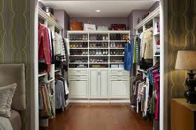 wood closet organizers design