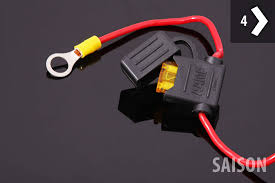 automotive wire harness assembly relay and fuse automotive wire harness assembly fuse 04