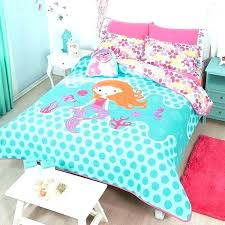 little mermaid comforter set cascading flowers twin full size and sheet purple the target duvet covers little mermaid sheets queen awesome comforter set