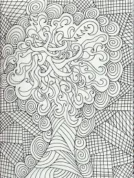 Explore Free Adult Coloring Pages And
