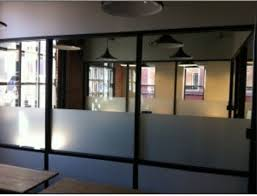 frosted glass window washington dc