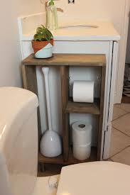 Toilet paper holder ideas Wall Homedit Diy Simple Brass Toilet Paper Holder
