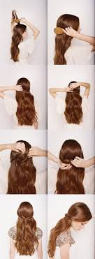 Hairstyles For School Step By Step 32 Chic 5 Minute Hairstyles Tutorials You May Love Styles Weekly