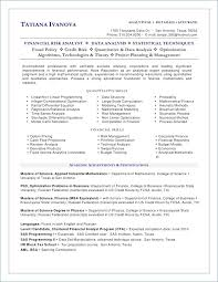 Credit Analyst Resume Credit Analyst Resume Best Of Resume 50 Lovely Financial Analyst