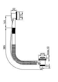 high end bathtub drain manufacturer