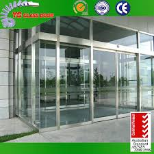 automatic steel frame glass storm door doors commercial metal steel framed shower doors china tempered glass