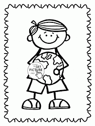 Small Picture Coloring Download Save The Earth Coloring Pages Save The Earth