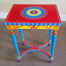 hand painted furniturewwwlisafrickcom  Unique Hand Painted Furniture