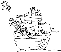 Small Picture Noahs ark Coloring Pages for Kids