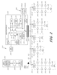 patent us7406363 irrigation controller integrated valve patent drawing