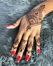 Simple And Easy Henna Designs For Hands 50 Simple Mehndi Design Ideas To Save For Weddings And