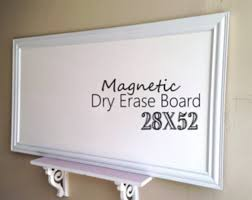 decorative cork board dry erase board combo