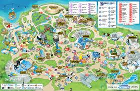 seaworld map san diego missouri and sea world  besttabletforme