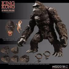 Mezco Toyz King Kong Figuart มือ 1 | Shopee Thailand