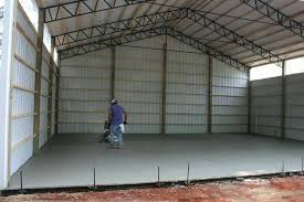 steel truss pole barn hangar truss and bi fold door steel truss pole barn florida