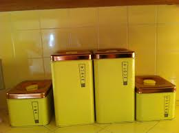 Yellow Accessories For Kitchen Vintage Yellow Kitchen Accessories Tiger Tail Terrace