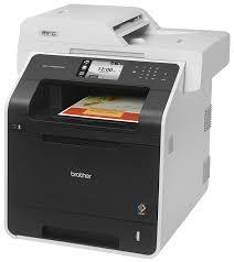 Amazon Com Brother Printer Mfc L8850cdw Wireless Color Laser