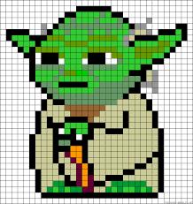 Star Wars Perler Bead Patterns Mesmerizing Star Wars Perler Bead Patterns U Create