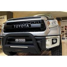 lund 47121209 tundra bull bar with led light bar and wiring textured Off-Road Light Switch Box at Bull Bar Led Light Wiring Harness Kit
