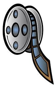 Cartoon Film Movie Reel Clipart 81742