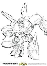Coloring Pages Transformers Coloring Book Online Printable