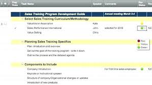 Training Agenda Template Powerpoint Sales Meeting Sample Call ...