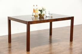 Retro Dining Tables Rosewood Midcentury Modern Vintage Dining Table Signed Index By