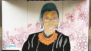 Rbg is a 2018 american documentary film focusing on the life and career of ruth bader ginsburg, the second female supreme court of the united states associate justice after sandra day o'connor. Rbg Mural Appears On The Magnificent Mile News Chicagostarmedia Com