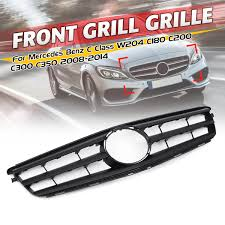 What is the specific fitment of this item? Mercedes C Class Front Grill Badge