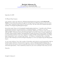 cover letter engineering others i am writing to express my cover letter cover letter engineering others i am writing to express my interest in a manufacturing