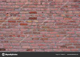 old red brick wall texture stock photo