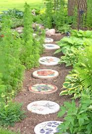 Diy Stepping Stones Stepping Stones Garden The Gardens