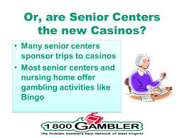 Image result for Senior Gambling