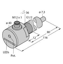fcs g1 2a4 ap8x h1141 l080 turck • sensors by int technics